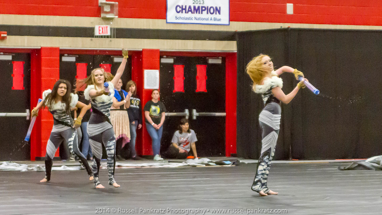 20140301 Bowie Indoor Festival - Open Guard-0618