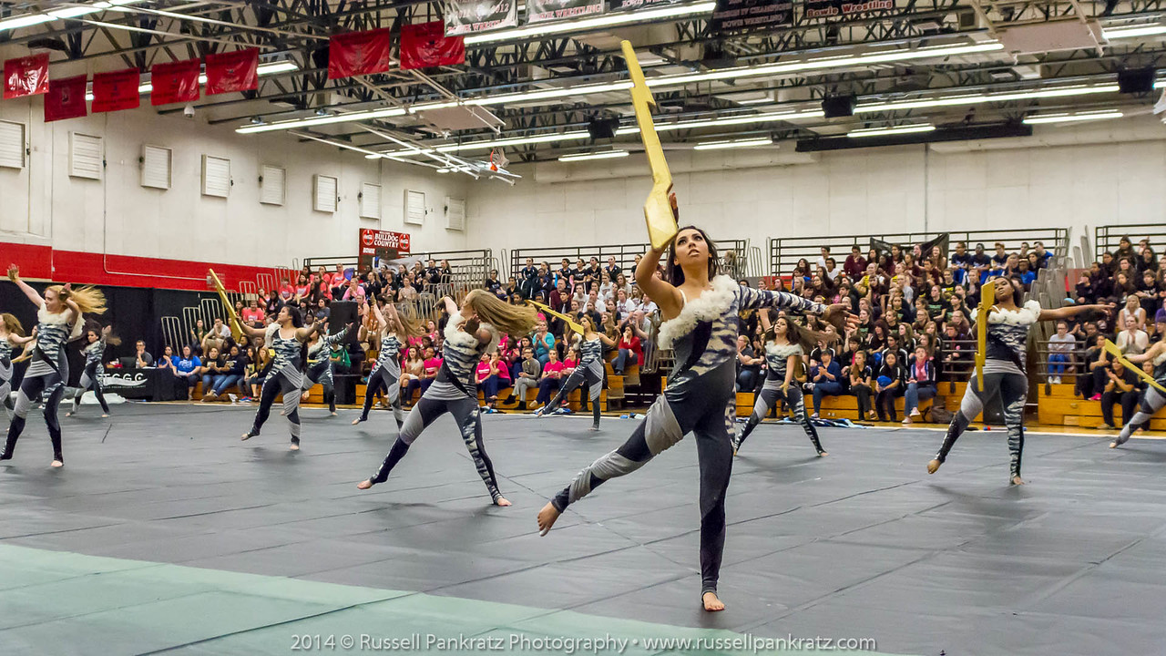 20140301 Bowie Indoor Festival - Open Guard-0551