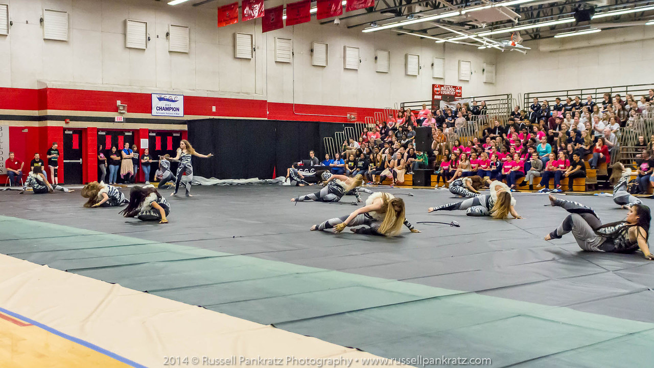 20140301 Bowie Indoor Festival - Open Guard-0380