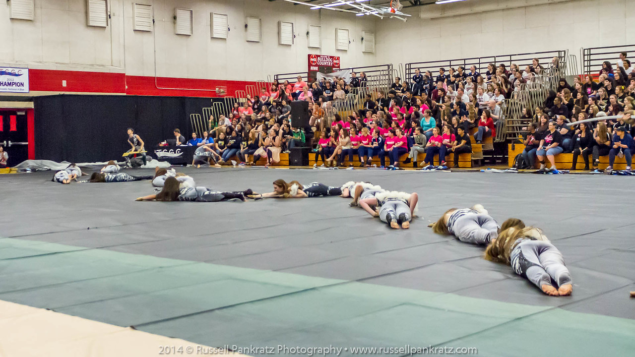 20140301 Bowie Indoor Festival - Open Guard-0392
