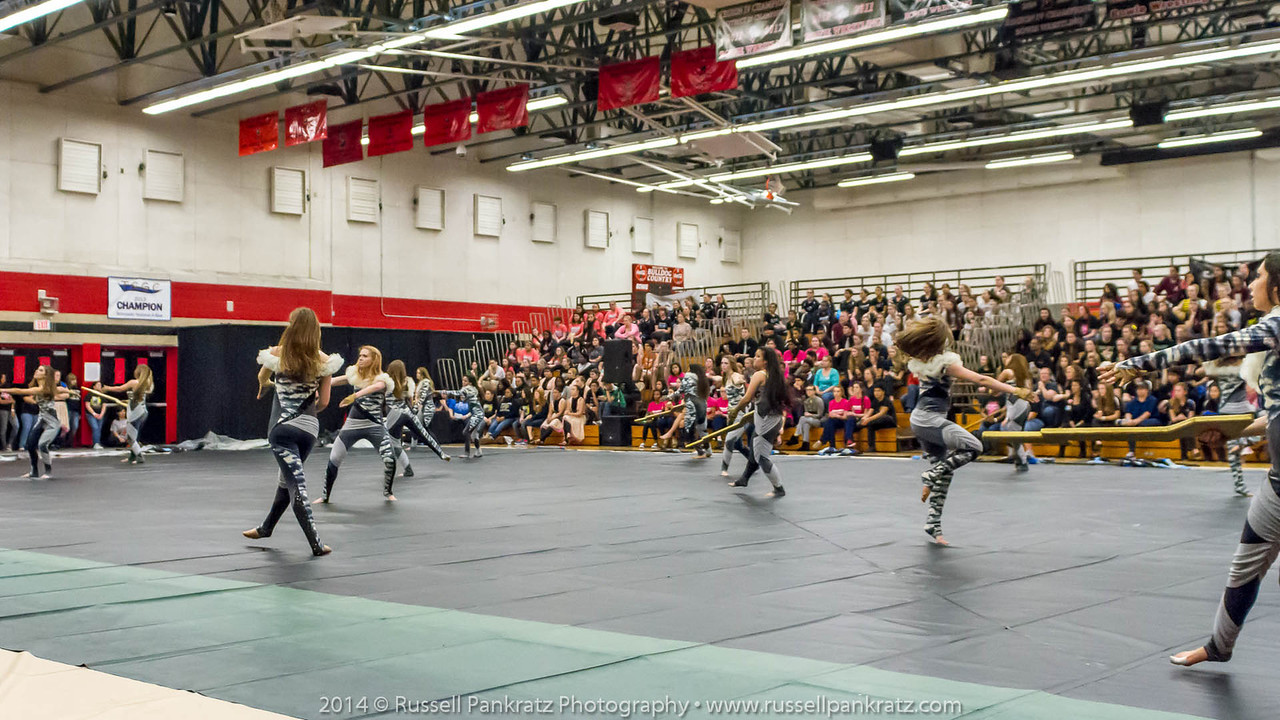 20140301 Bowie Indoor Festival - Open Guard-0536