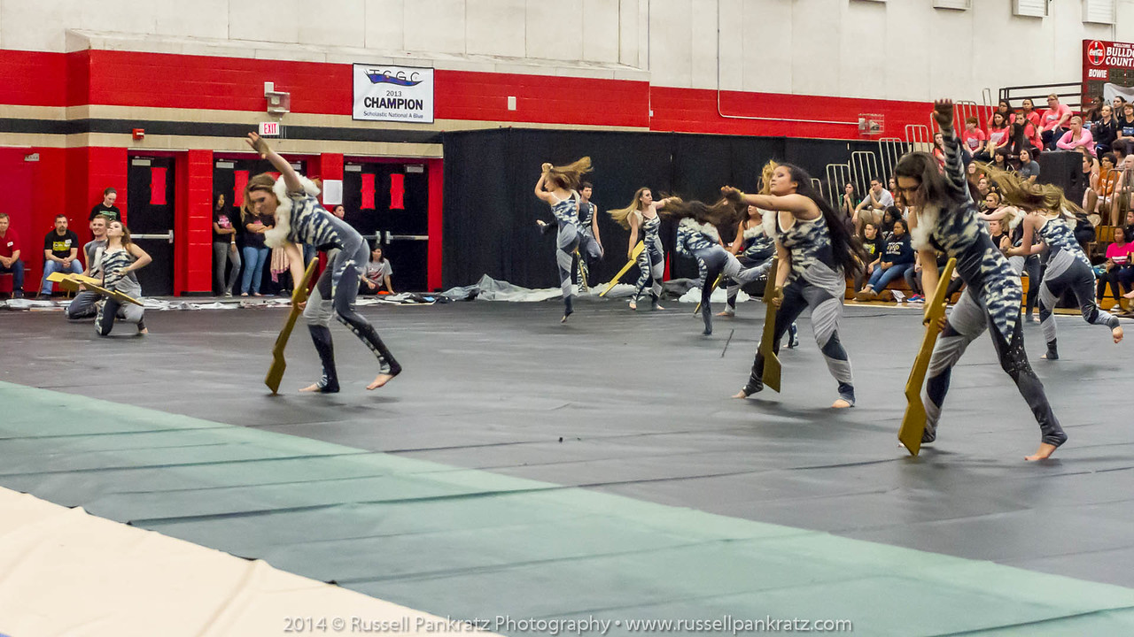 20140301 Bowie Indoor Festival - Open Guard-0530