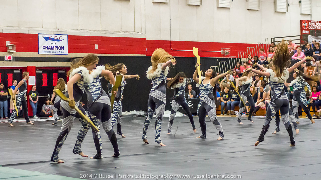 20140301 Bowie Indoor Festival - Open Guard-0563
