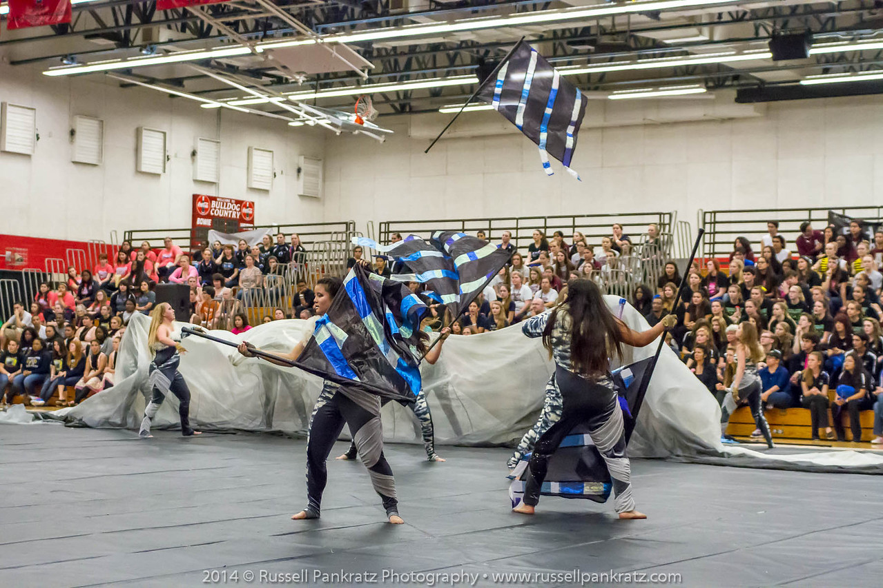 20140301 Bowie Indoor Festival - Open Guard-0655