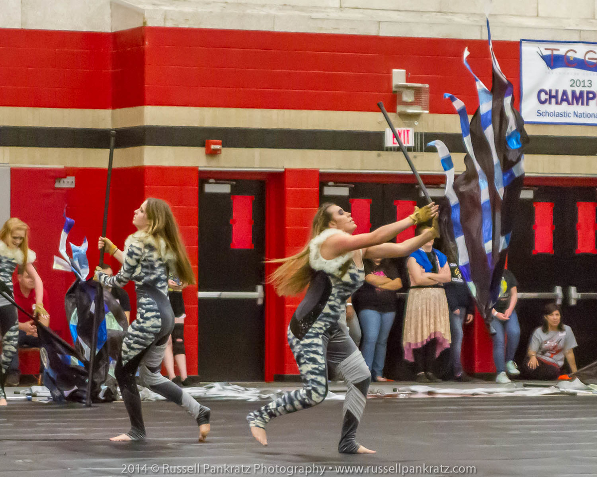 20140301 Bowie Indoor Festival - Open Guard-0671