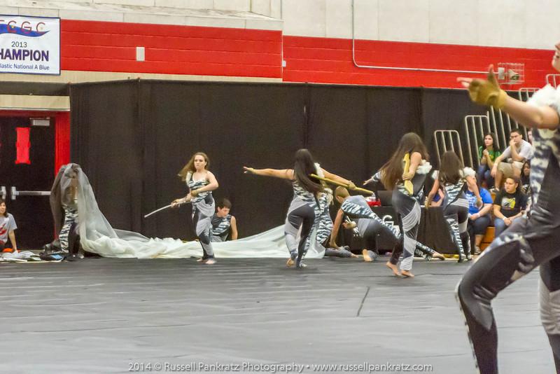 20140301 Bowie Indoor Festival - Open Guard-0586