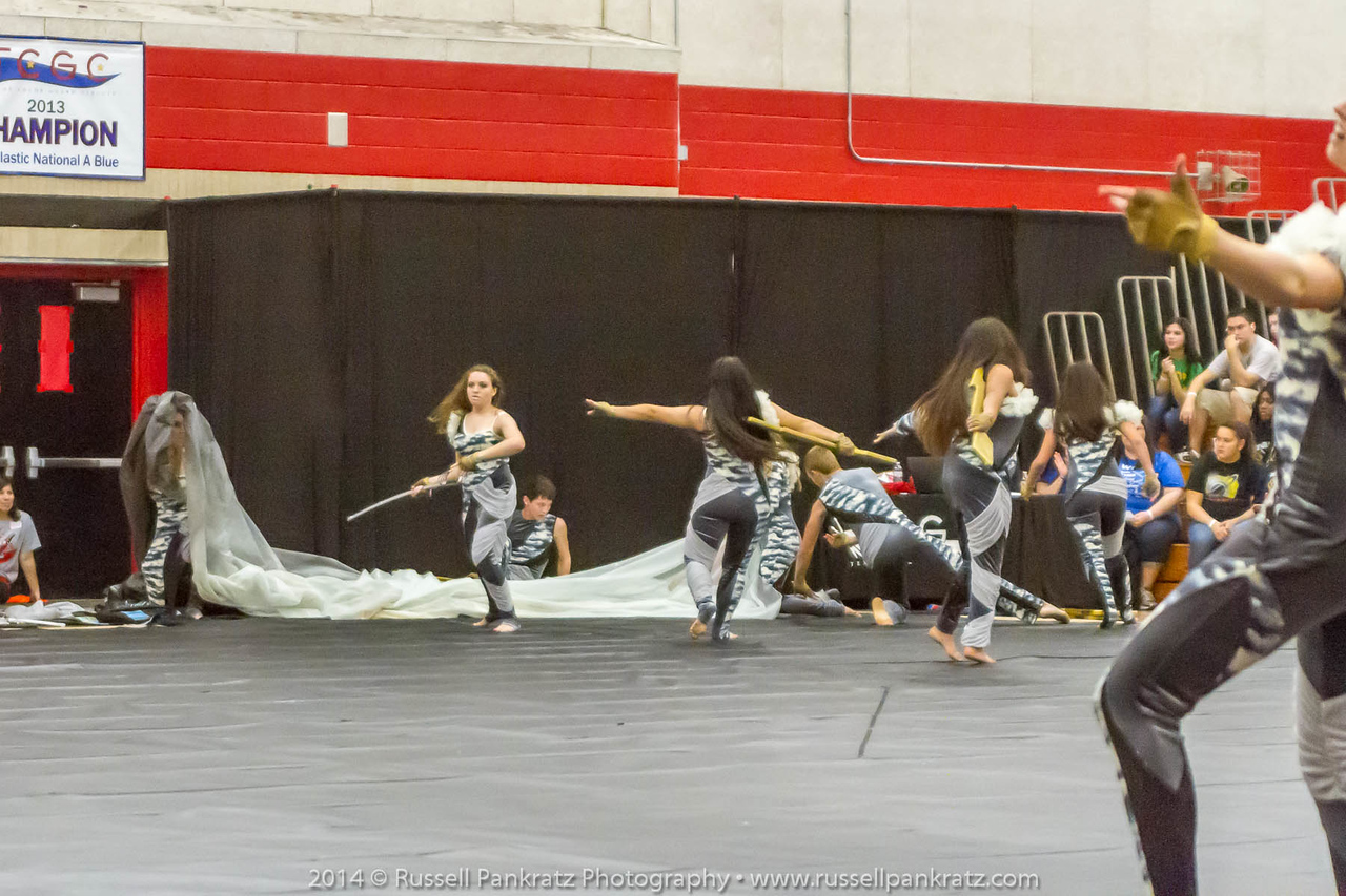 20140301 Bowie Indoor Festival - Open Guard-0586