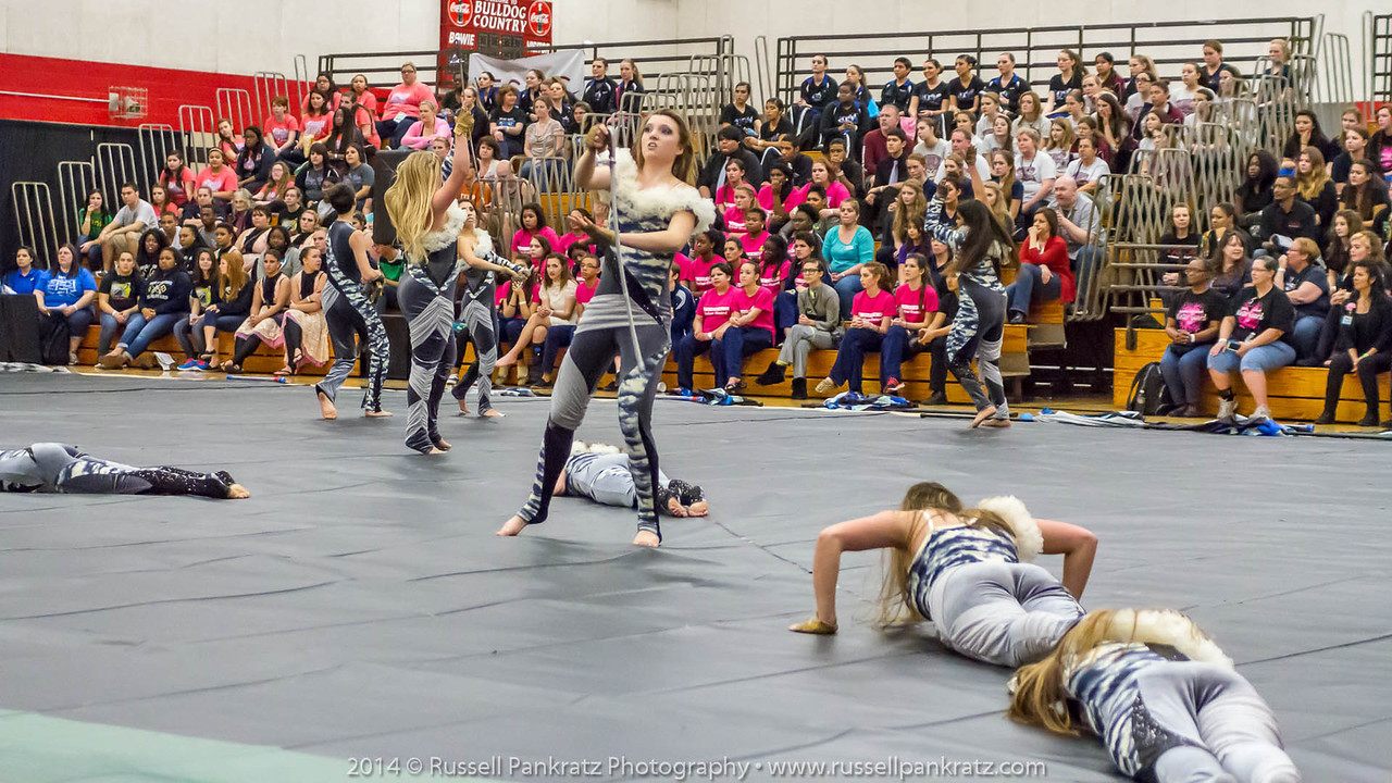 20140301 Bowie Indoor Festival - Open Guard-0402