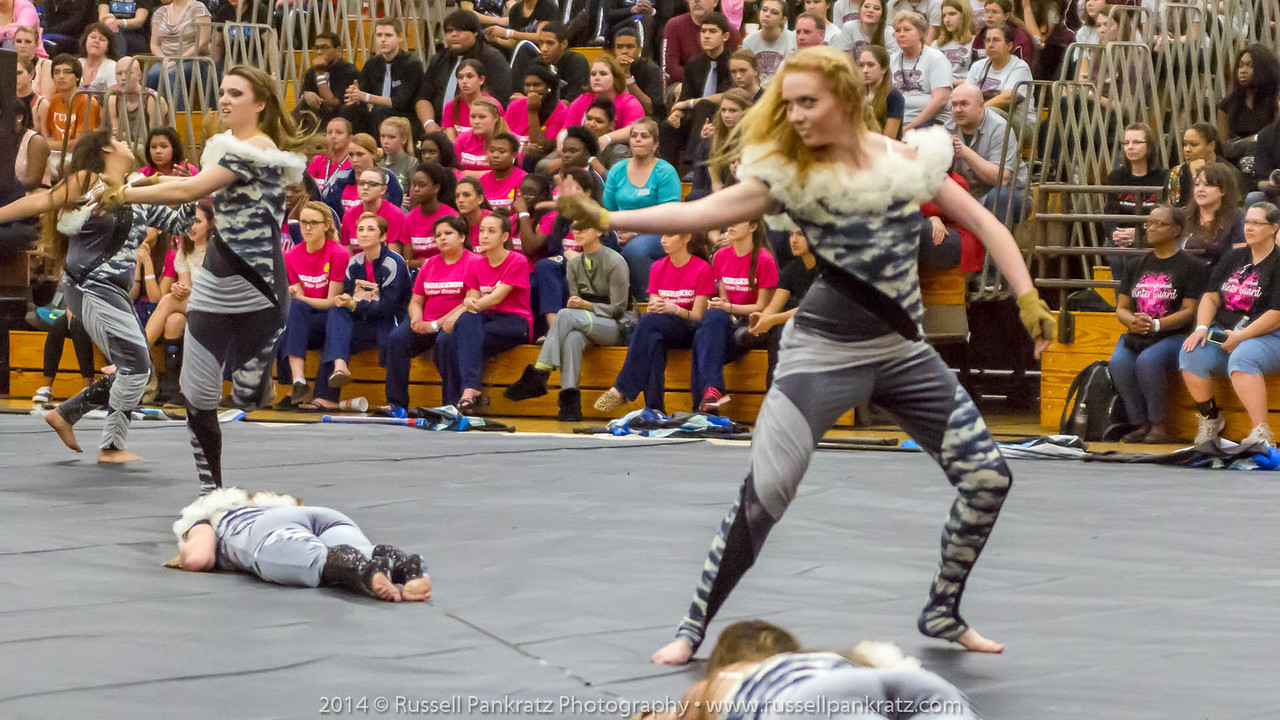 20140301 Bowie Indoor Festival - Open Guard-0399