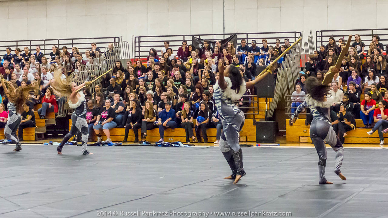 20140301 Bowie Indoor Festival - Open Guard-0569