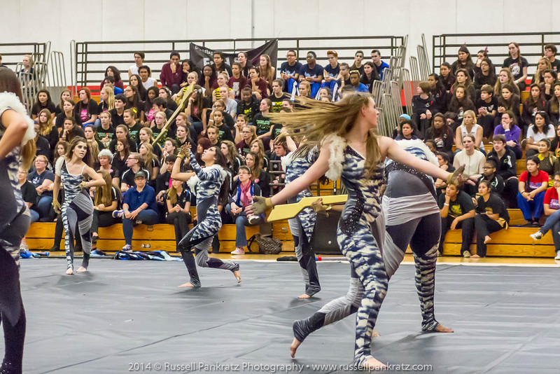 20140301 Bowie Indoor Festival - Open Guard-0575