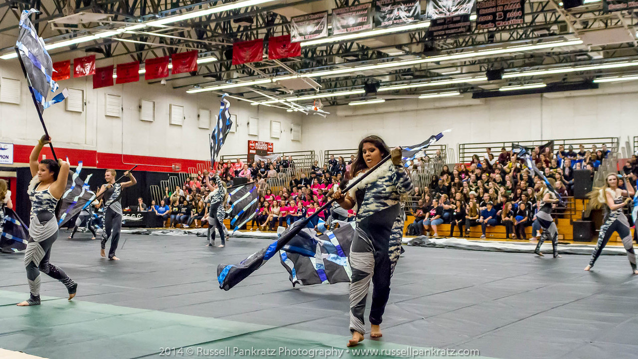 20140301 Bowie Indoor Festival - Open Guard-0677