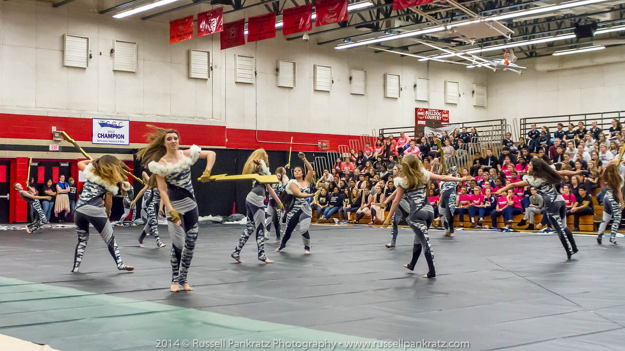 20140301 Bowie Indoor Festival - Open Guard-0561