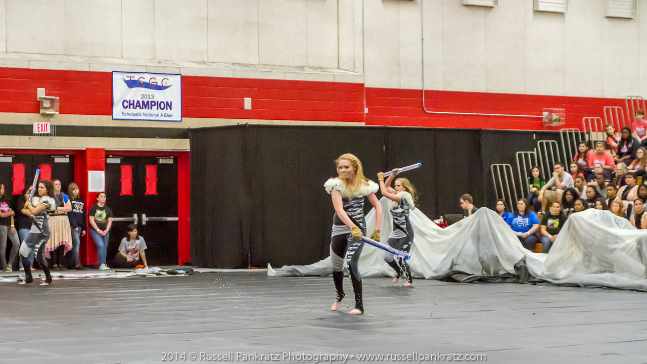 20140301 Bowie Indoor Festival - Open Guard-0610