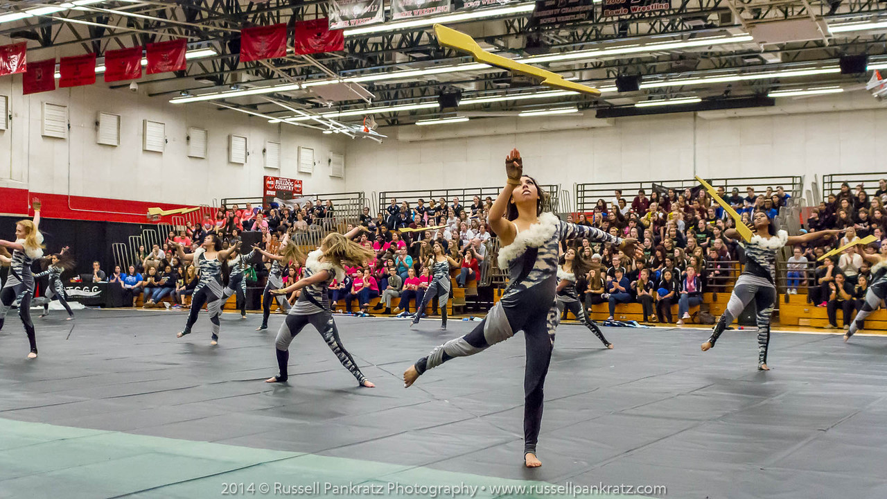 20140301 Bowie Indoor Festival - Open Guard-0552