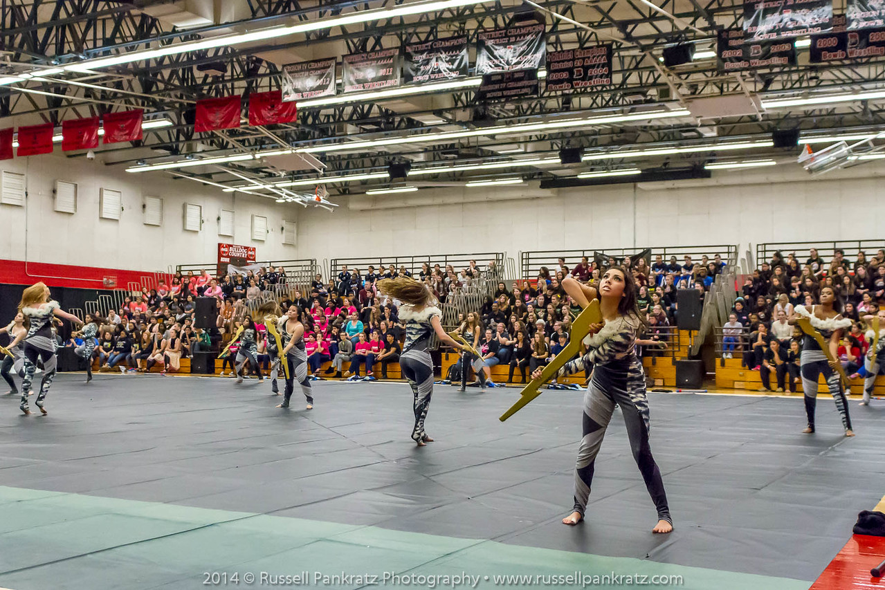 20140301 Bowie Indoor Festival - Open Guard-0537