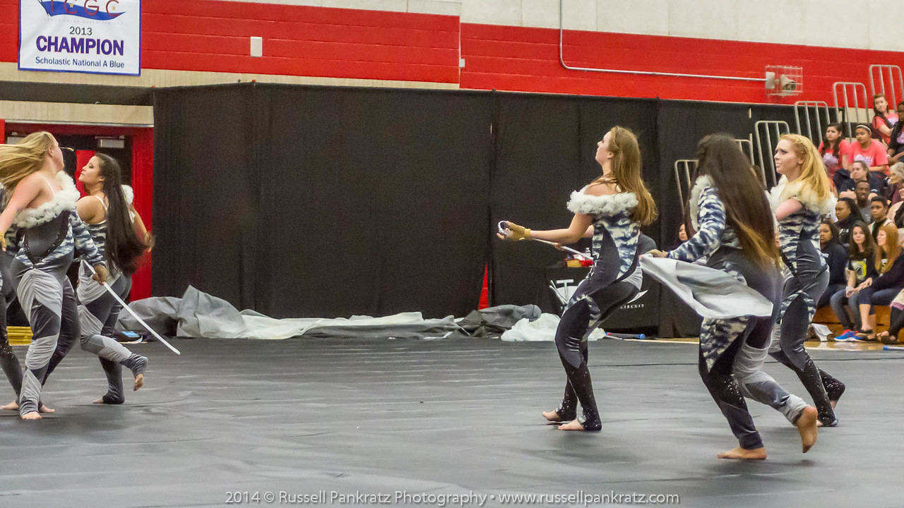 20140301 Bowie Indoor Festival - Open Guard-0502