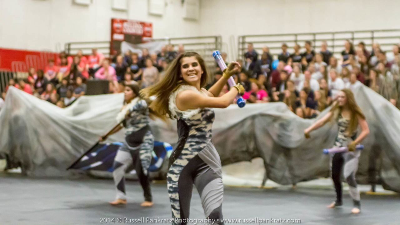 20140301 Bowie Indoor Festival - Open Guard-0633
