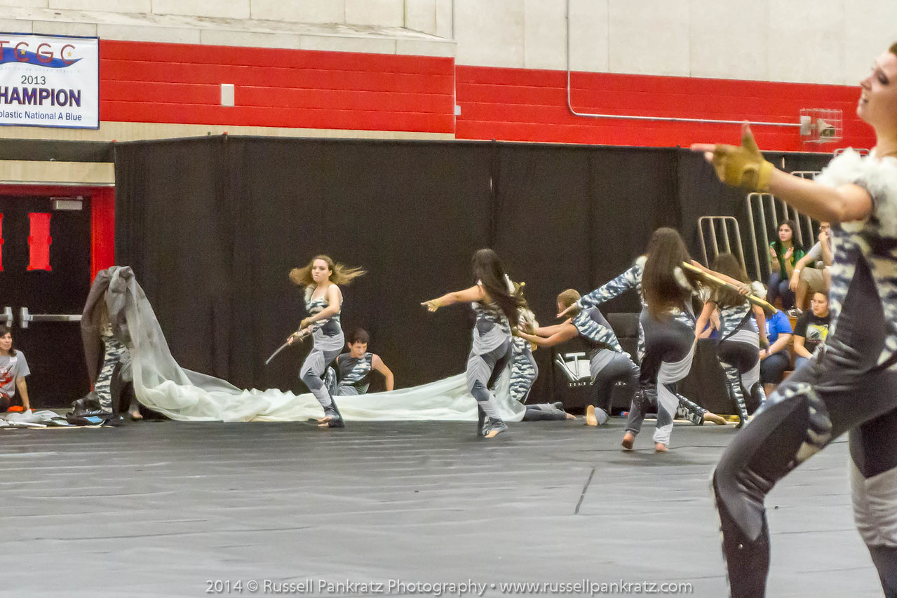 20140301 Bowie Indoor Festival - Open Guard-0585