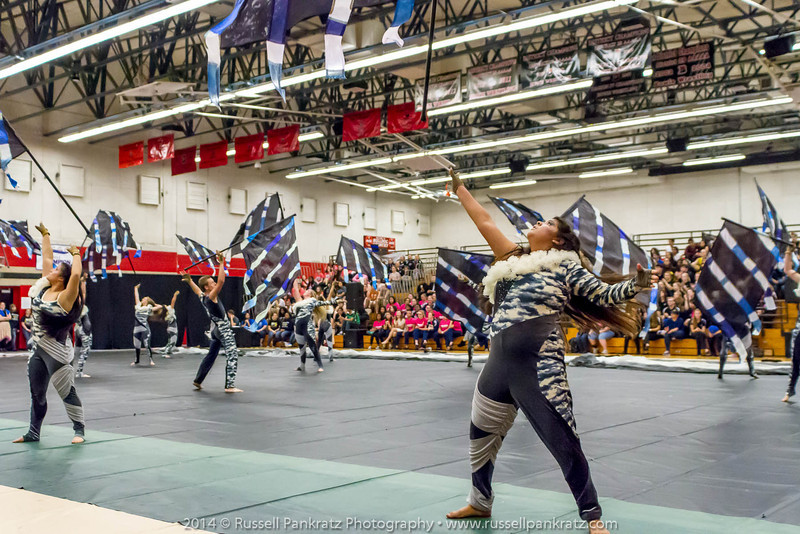 20140301 Bowie Indoor Festival - Open Guard-0681