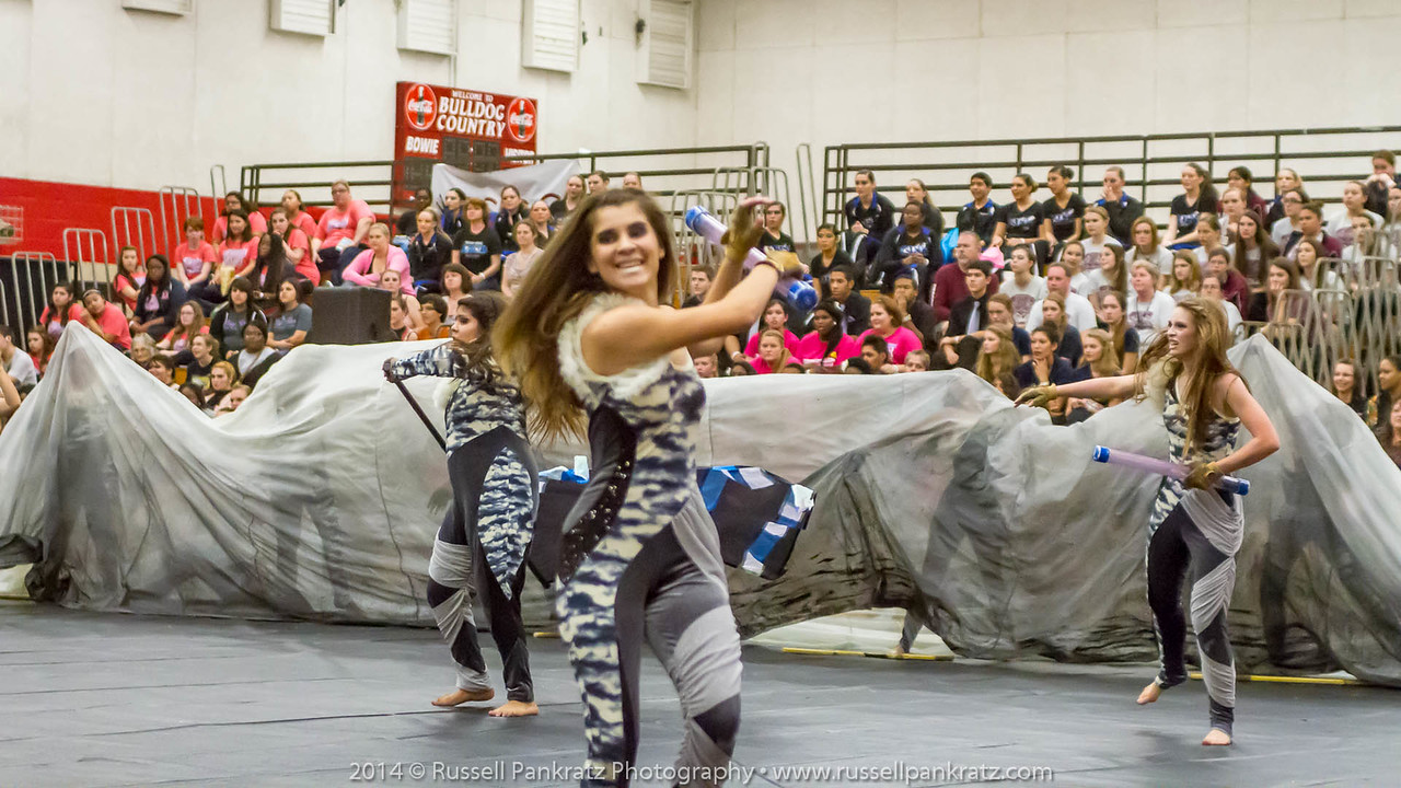20140301 Bowie Indoor Festival - Open Guard-0632