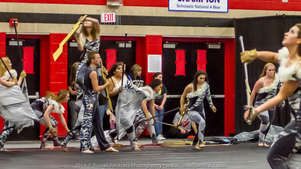 20140301 Bowie Indoor Festival - Open Guard-0509