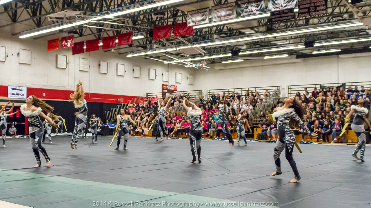 20140301 Bowie Indoor Festival - Open Guard-0557