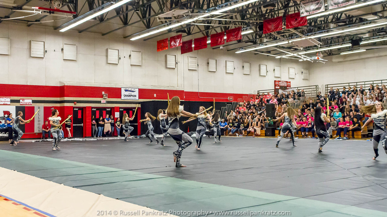 20140301 Bowie Indoor Festival - Open Guard-0533