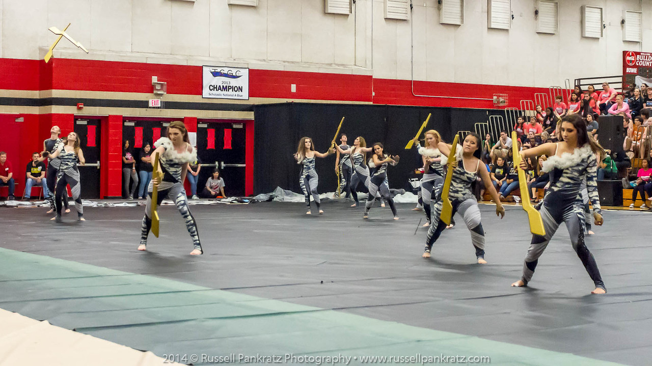 20140301 Bowie Indoor Festival - Open Guard-0529