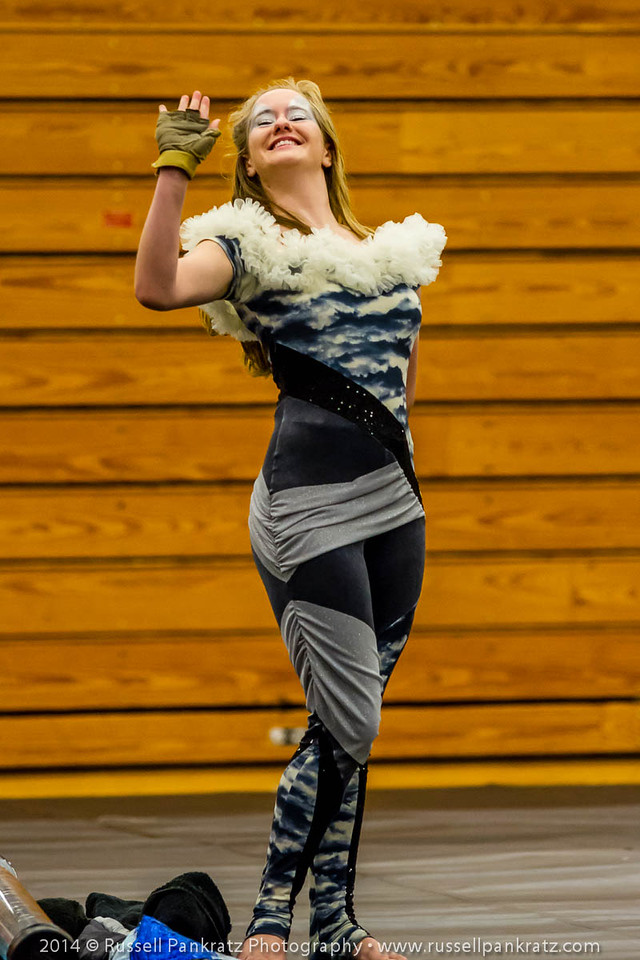 """The Picture Of Perfection: My favorite of the evening; it makes me think, """"State Champion."""""""