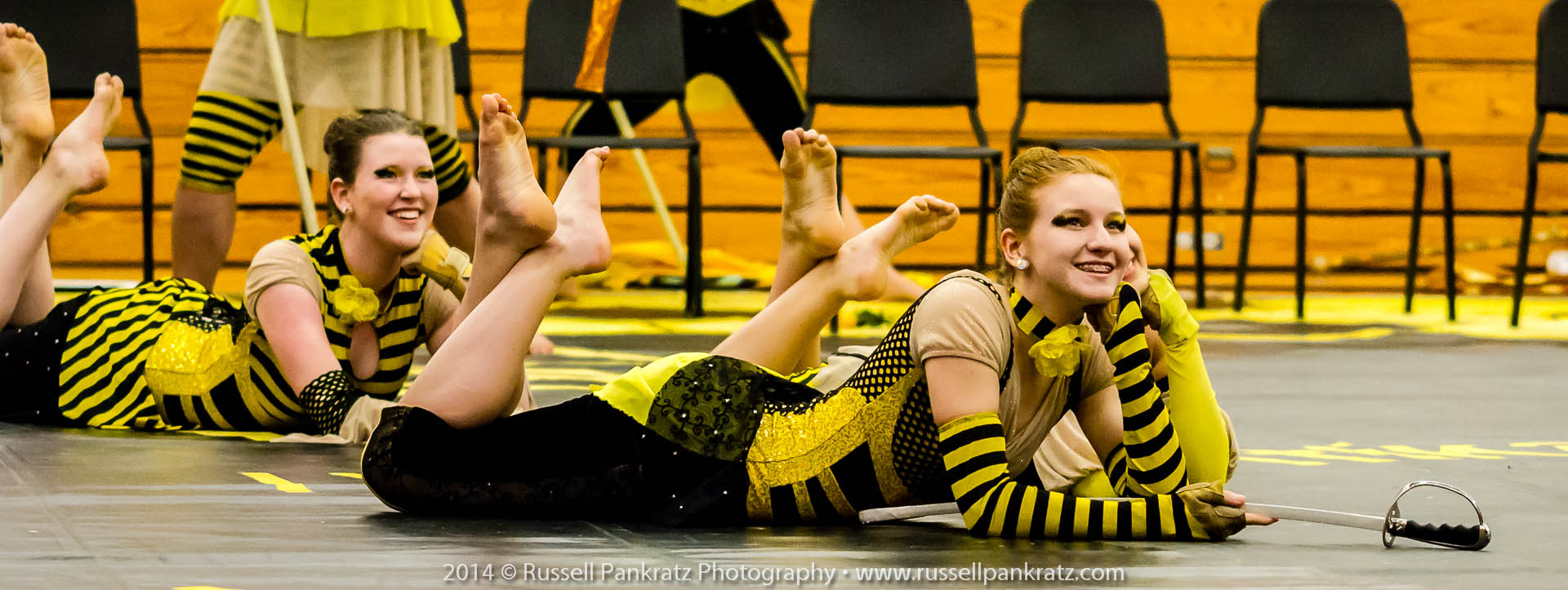 2014-03-27 Color Guard - Friends & Family-119