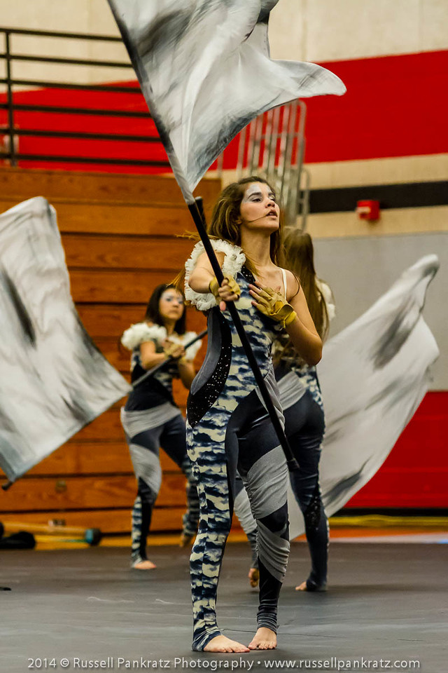 2014-03-27 Color Guard - Friends & Family-411