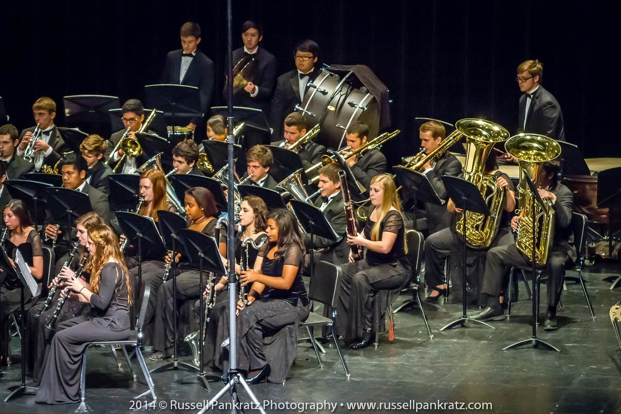 2014-04-10 UIL Concert & Site-Reading - Wind Ensemble II-22