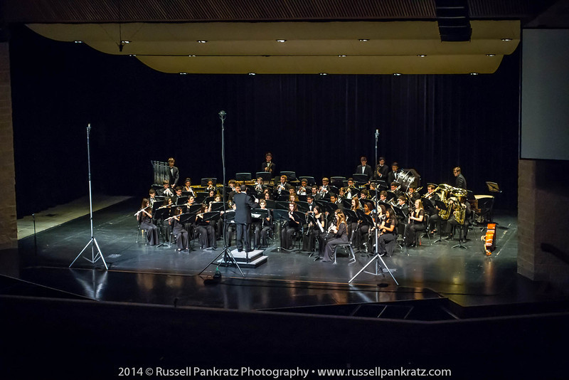 2014-04-10 UIL Concert & Site-Reading - Wind Ensemble II-10
