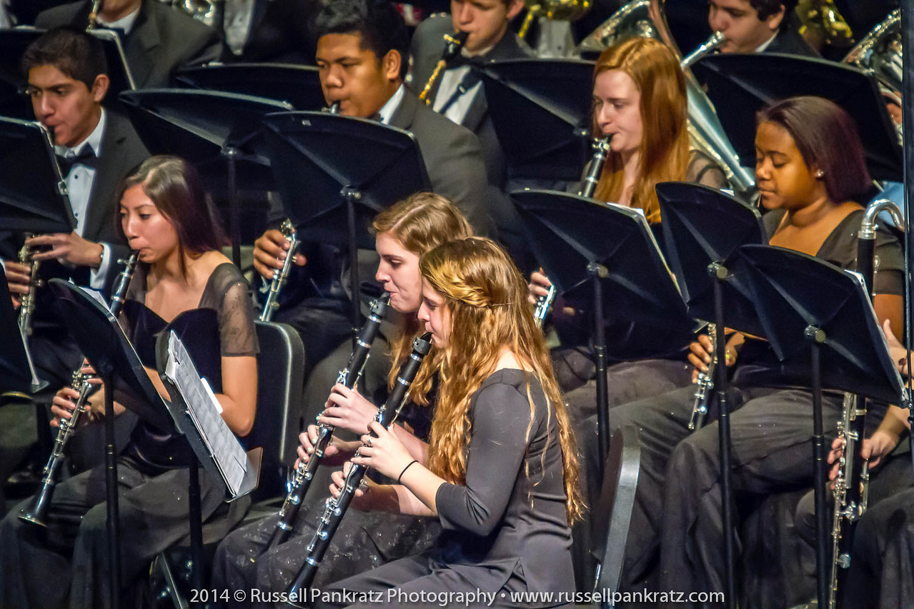 2014-04-10 UIL Concert & Site-Reading - Wind Ensemble II-28