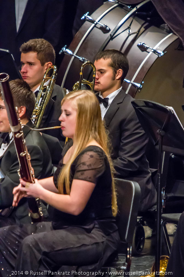 2014-04-10 UIL Concert & Site-Reading - Wind Ensemble II-70