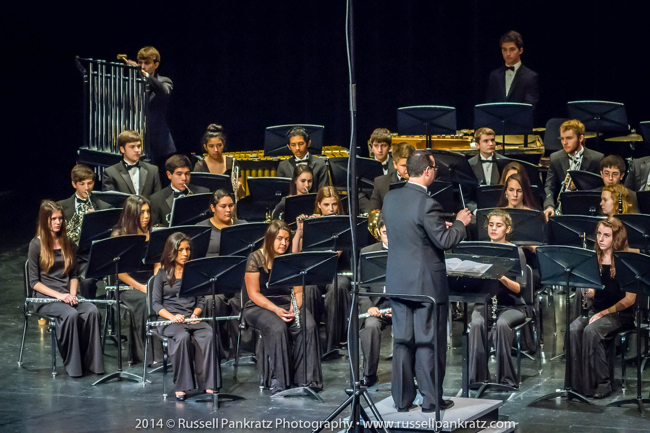 2014-04-10 UIL Concert & Site-Reading - Wind Ensemble II-20