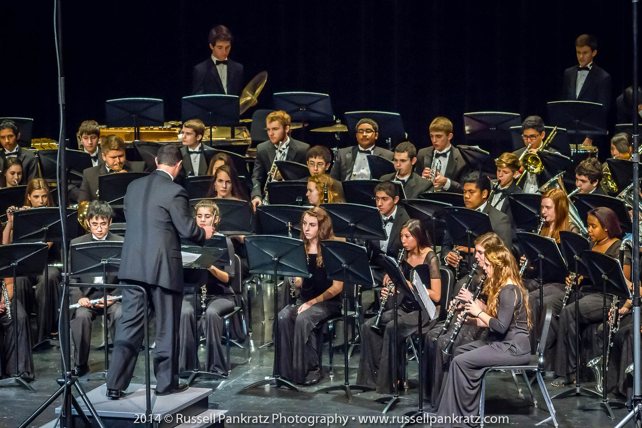 2014-04-10 UIL Concert & Site-Reading - Wind Ensemble II-21