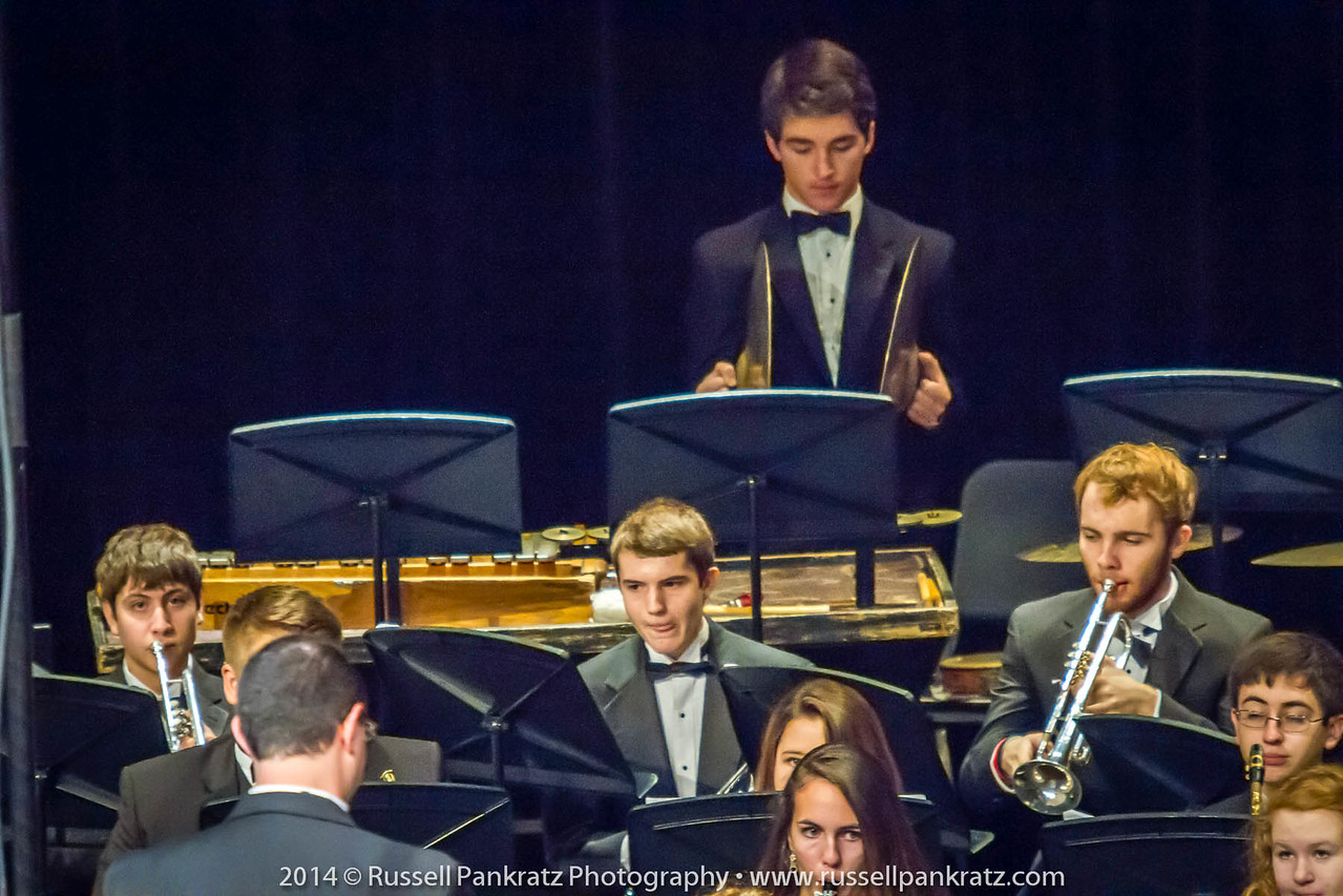 2014-04-10 UIL Concert & Site-Reading - Wind Ensemble II-41