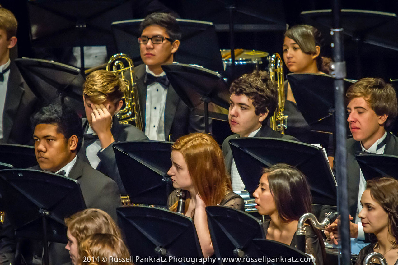 2014-04-10 UIL Concert & Site-Reading - Wind Ensemble II-44