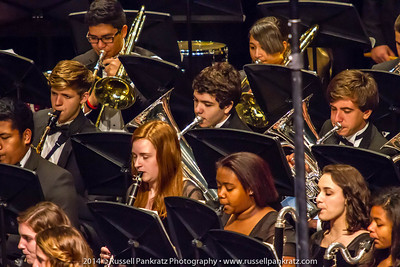 2014-04-10 UIL Concert & Site-Reading - Wind Ensemble II-17