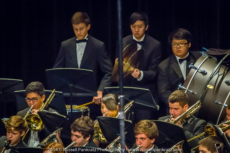 2014-04-10 UIL Concert & Site-Reading - Wind Ensemble II-26