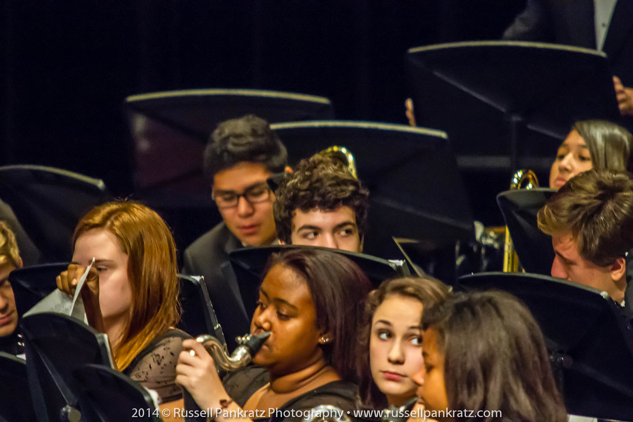 2014-04-10 UIL Concert & Site-Reading - Wind Ensemble II-60