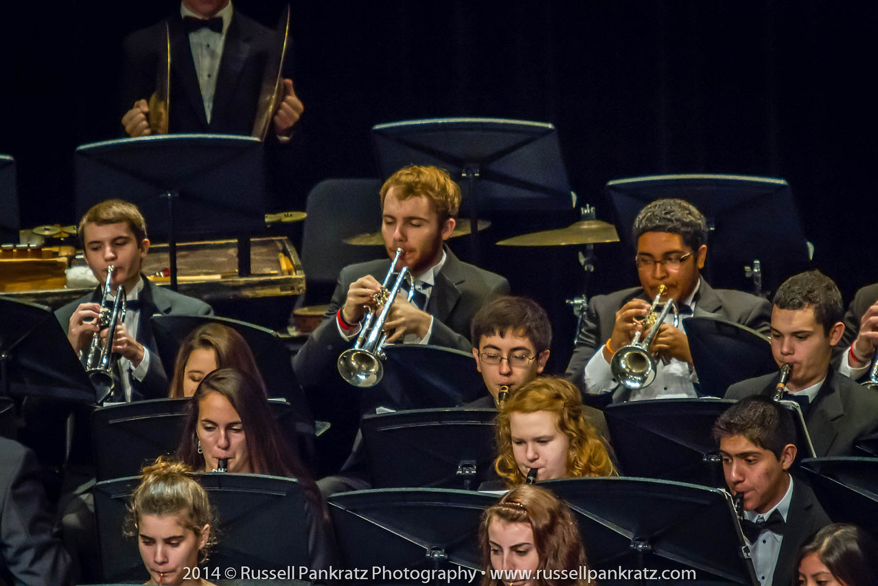 2014-04-10 UIL Concert & Site-Reading - Wind Ensemble II-31