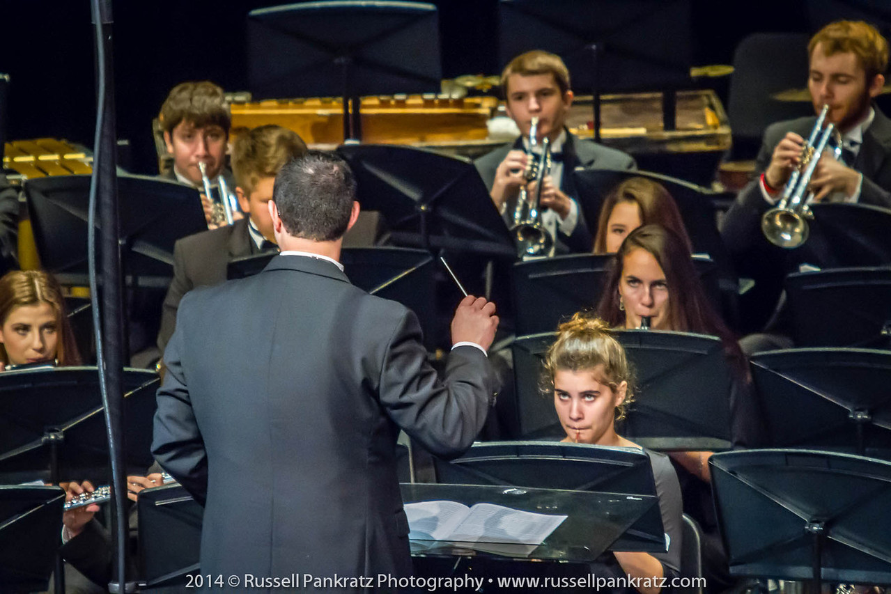 2014-04-10 UIL Concert & Site-Reading - Wind Ensemble II-40