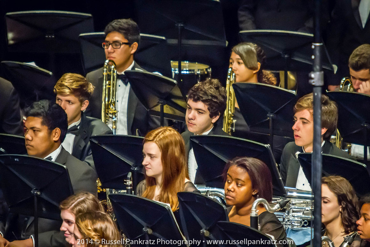 2014-04-10 UIL Concert & Site-Reading - Wind Ensemble II-7