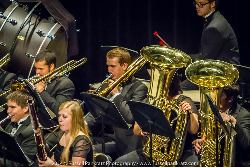 2014-04-10 UIL Concert & Site-Reading - Wind Ensemble II-23