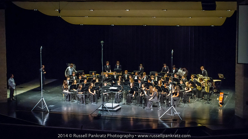 2014-04-10 UIL Concert & Site-Reading - Wind Ensemble II-4