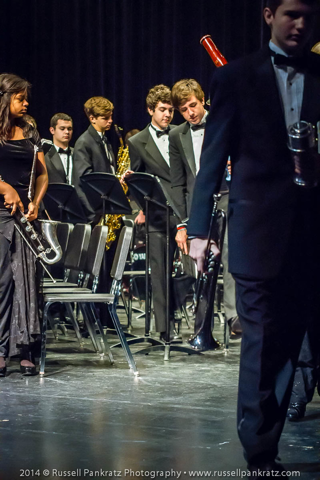 2014-04-10 UIL Concert & Site-Reading - Wind Ensemble II-79