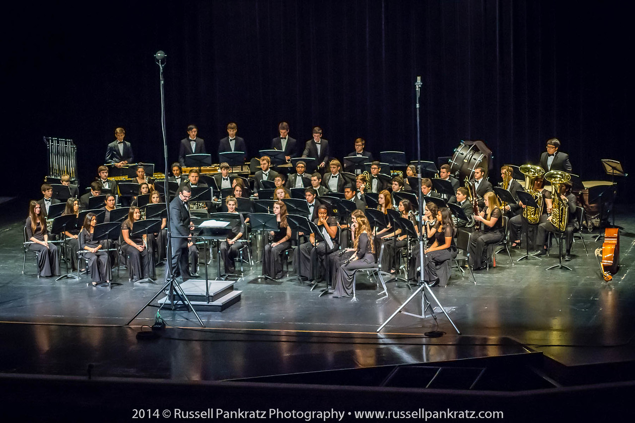 2014-04-10 UIL Concert & Site-Reading - Wind Ensemble II-45